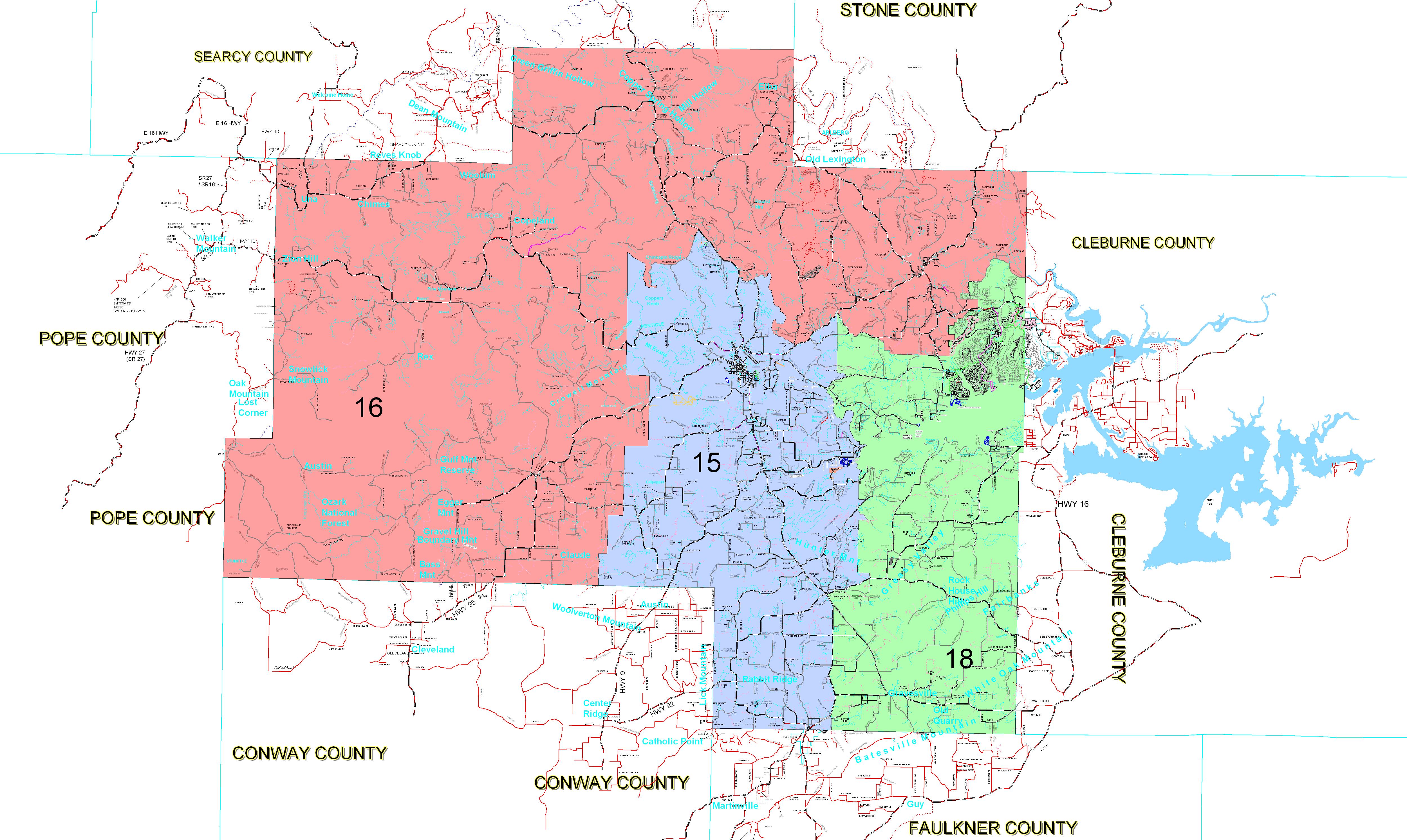 VBC Voter Registration Van Buren County
